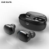 GDLYL T12 TWS Bluetooth Earphone Mini Bluetooth V4 1 Headset Double Wireless Earbuds Cordless Headphones Kulakl