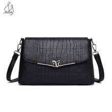 цены Fashion Ladies Crossbody Bags Messenger Bag For Women High Quality Soft Knitting Leather Female Shoulder  Evening Bag Handbags