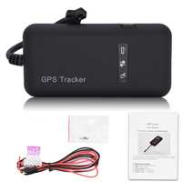 GT02A Mini GSM GPRS SMS GPS Tracker Locator Global Real Time Tracking Device For Car Auto