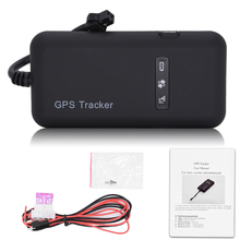 GT02A GPS Tracker Global Locator Real Time car tracking system Device for auto car Vehicle Motorcycle Scooter