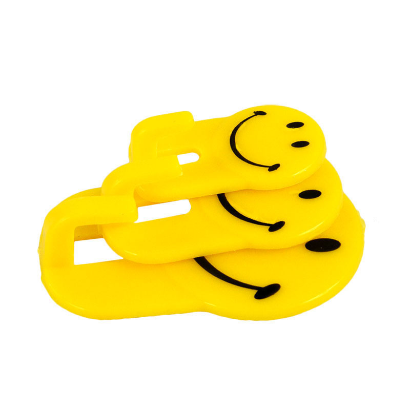 Creative-Home-3Pcs-Cute-Mini-Cartoon-Smile-Face-Multifunction-Bathroom-Kitchen-Towel-Hanger-Hook-Home-Storage