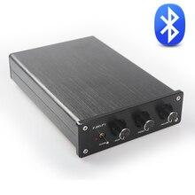 YJHIFI Class D 2.1 TPA3116 CSR8630 Bluetooth 4.0 MINI HIFI AUDIO Digital Amplifier   100W + 50W*2