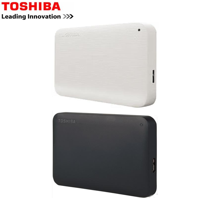 Toshiba HDD 1TB 2.5 HD Externo Disque dur Externe Laptop USB 3.0 External Hard Disk 1 TB Portable Portatil Computers Original