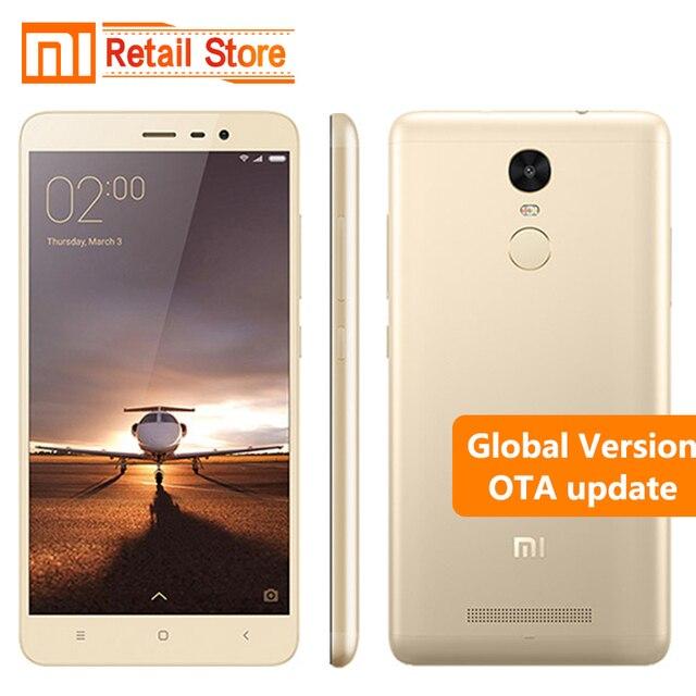 Mondial Version Xiaomi Redmi Note 3 Pro Prime Edition Speciale B4 B20 B28 Snapdragon GB