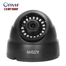 HOBOVISIN 2.0 Megapixel Lens Full-HD 1080P 2 Megapixel IP Camera IR Night Vision Indoor Dome Security CCTV Camera IR Cut Onvif