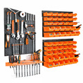 Hardware gereedschap Opknoping boord Garage Workshop opbergrek Schroef wrench classificatie Component case Onderdelen doos Instrument case
