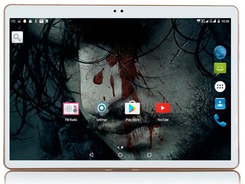 2017 Neueste 10 Zoll Android 7.0 3g Tablet Pc Octa-core 4 Gb Ram 64 Gb Rom Dual Sim Karten Gps Tablet Pc 10 10,1 + Geschenke MöChten Sie Einheimische Chinesische Produkte Kaufen?