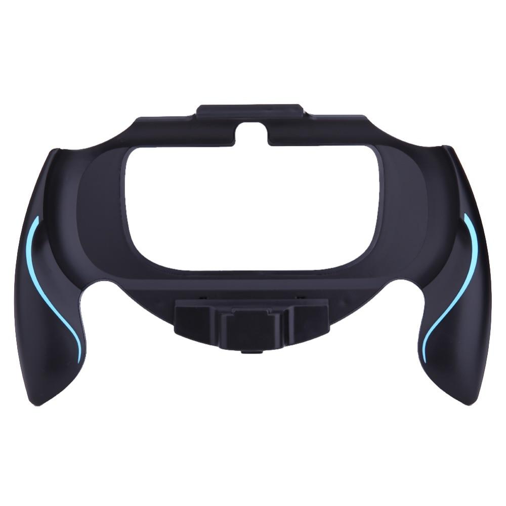 Пластмасова дръжка Контролер за игра Дръжката на дръжката Геймпад Джойстик Защитен калъф Защитна обвивка Скоба за Sony PSV PS Vita 1000