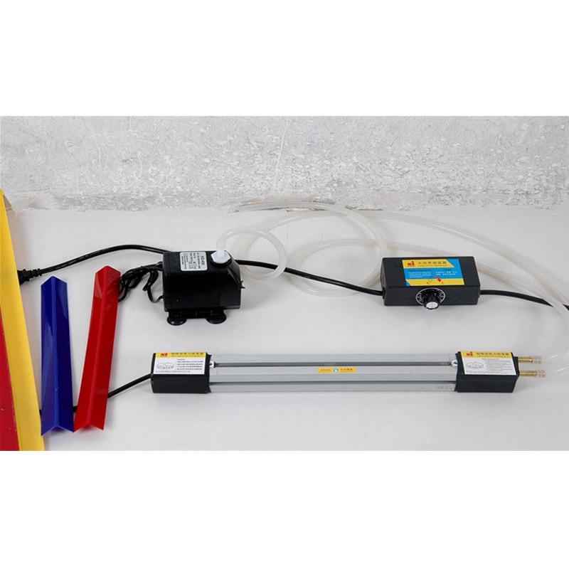 1set 23 '' (60cm) akril melegen hajlító gép Plexi üveg PVC - Szerszámgépek és tartozékok - Fénykép 4