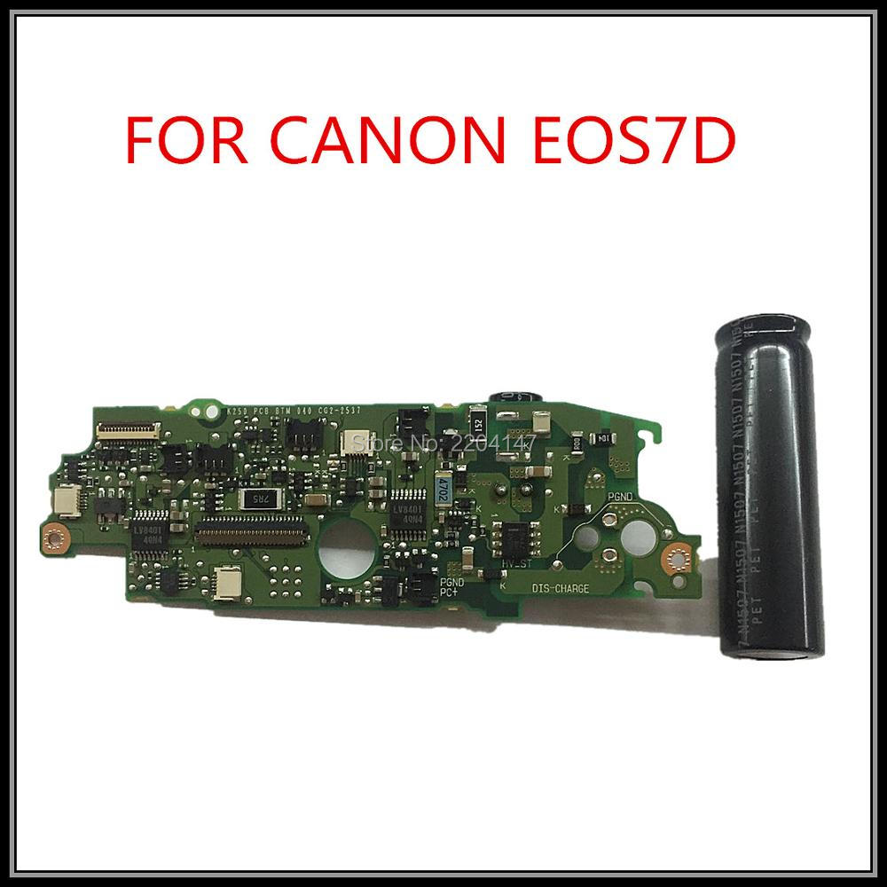 Livraison Gratuite!! 100% Nouveau Original pour canon EOS 7D carte flash pour Canon 7D carte de conducteur