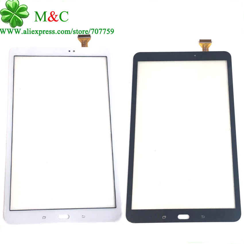 ФОТО 100% Guarantee T580 Touch Panel For Samsung Galaxy Tab A 10.1 SM-T580 Touch Screen Digitizer Panel Free Tracking
