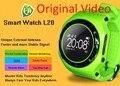 2017 Más Reciente Teléfono Inteligente Reloj Niños Reloj de Pulsera L20 GPRS Rastreador Localizador Anti-perdida Smartwatch Niño Guardia para IOS Android