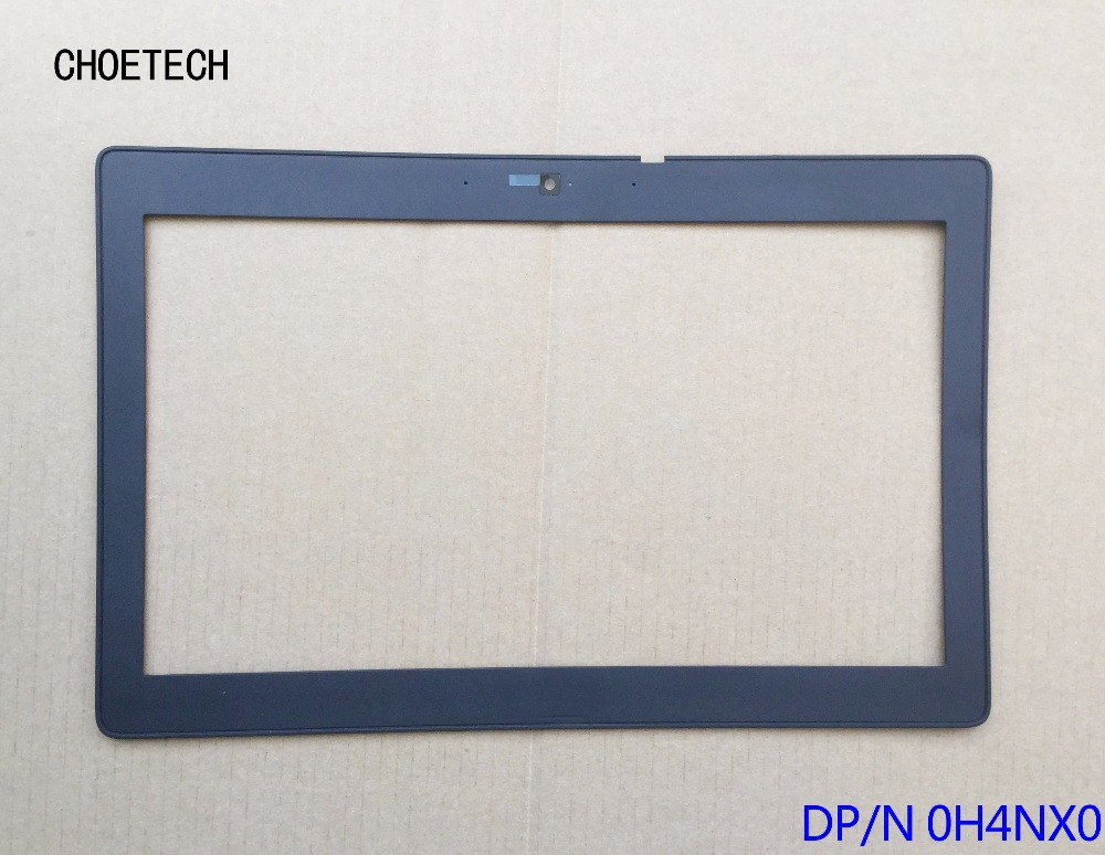 100% New Compatible For Dell Latitude E6420 6420 LCD LED Front Bezel Cover Trim with Camera Webcam Hole 0H4NX0 H4NX0 AP0FD000B00