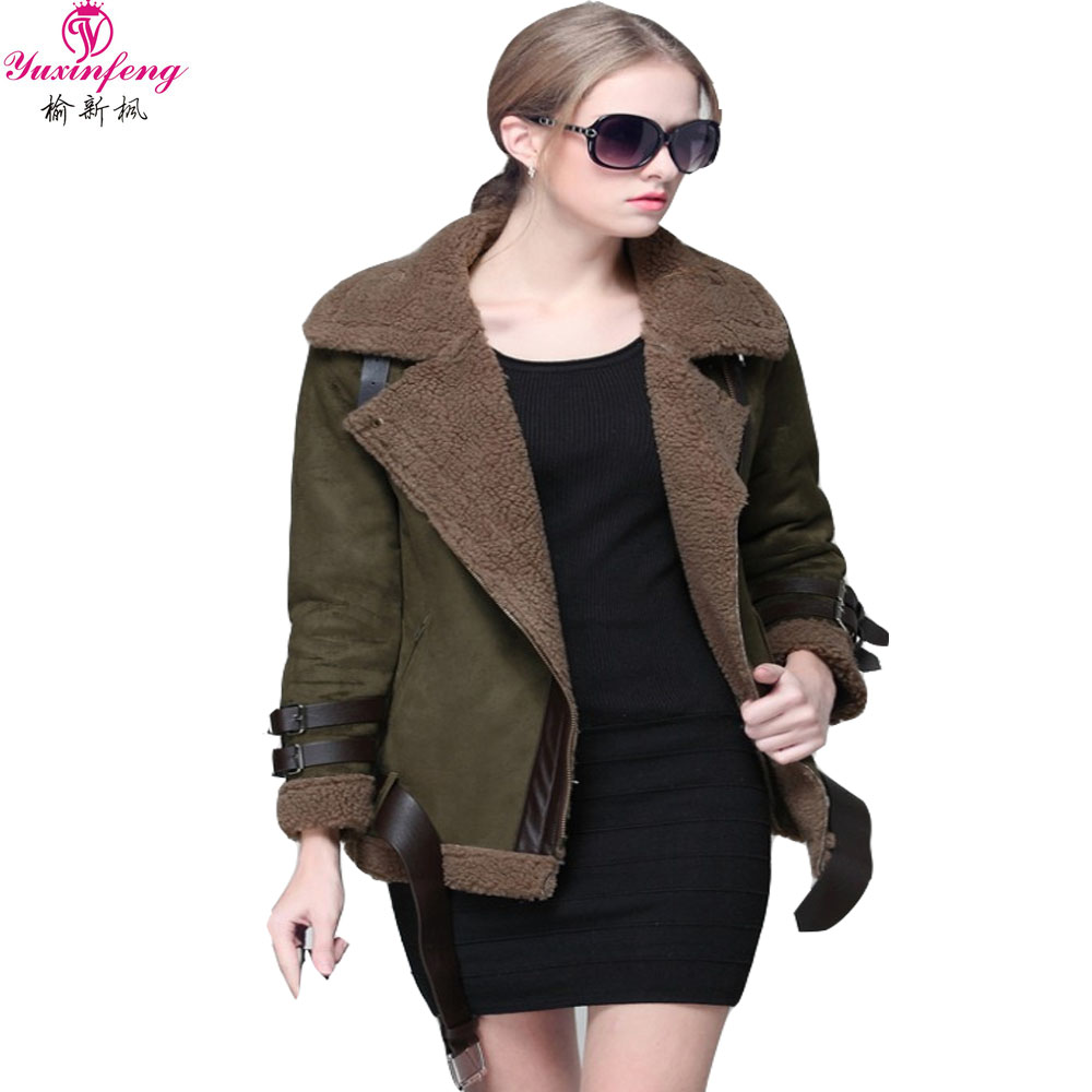 Popular Designer Shearling Coats-Buy Cheap Designer Shearling