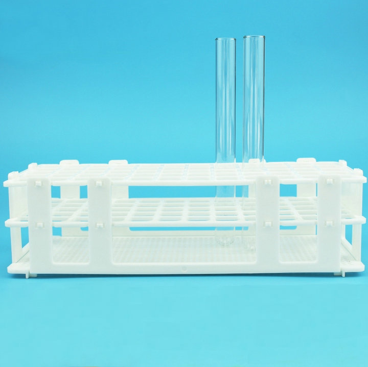 1piece/lot 13mm 90hole Plastic Test Tube Rack Holder, Support Burette Stand Test tube Stand Shelf for Laboratory Supplies 60 piece tube 16x150mm clear plastic test tube set with caps and rack
