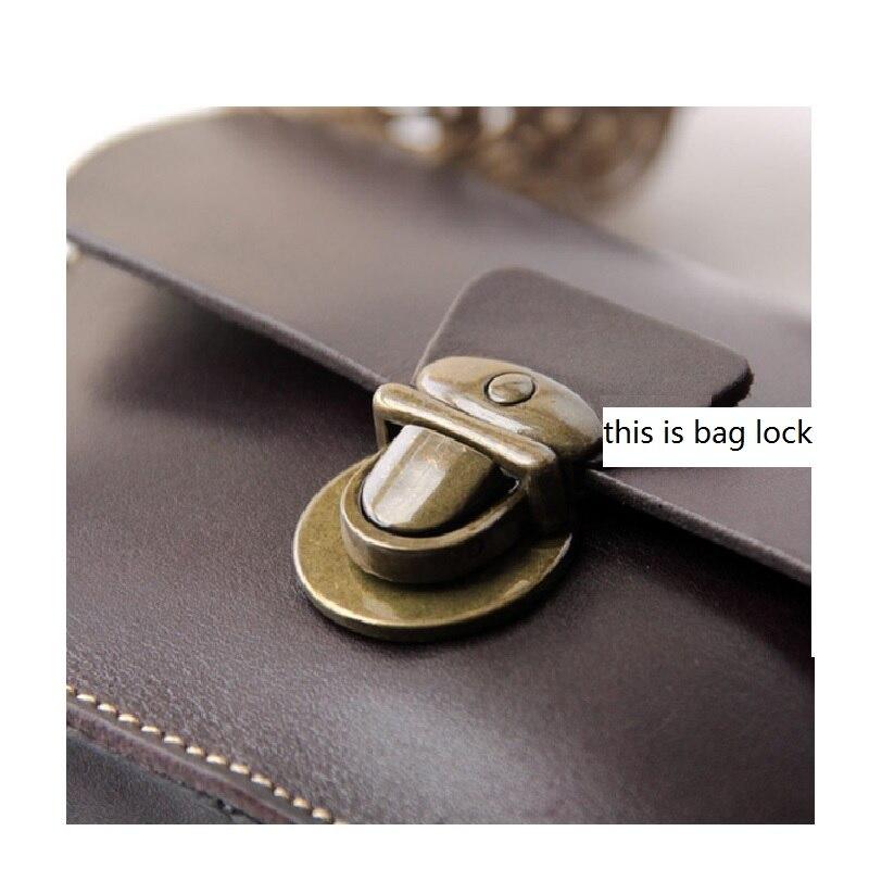 10pcs/lot Bronze lady brand bag lock bag handbag back pack cutch messager bags hardware lock buckle bag accessories decoration