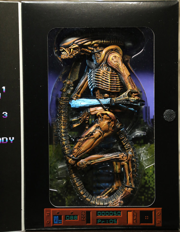 NECA Alien 3 Dog Alien PVC Action Figure Collectible Model Toy Classic Toys 7 18cm free shipping neca official 1979 movie classic original alien pvc action figure collectible toy doll 7 18cm mvfg035