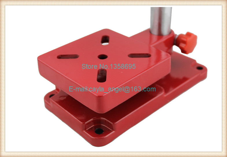 Groothandel Speciale Micro Hoge Precisie Boren Machine, Verticale Boormachine, Digitale Gecontroleerde Kleine Boren Machine - 5