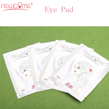 Gel Pads Under Eye Lint Free Pad Patch for Eyelash Extension Fake Lashe Made by Hydrogel Patches Makeup