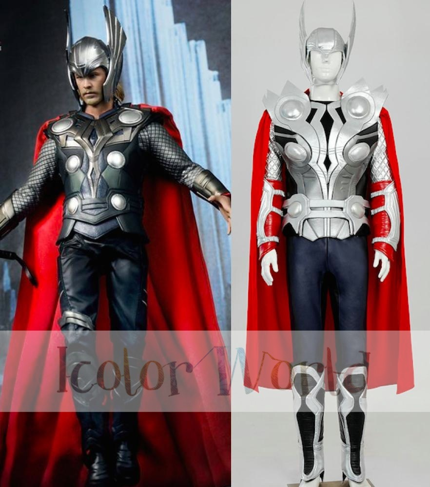Popular Thor Costume-Buy Cheap Thor Costume lots from China Thor ...