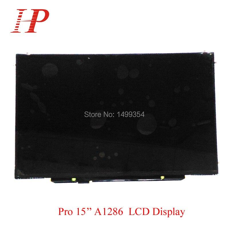 Neue glänzend lp154wp4-tla1 ltn154bt08 a1286 led lcd display für apple macbook pro 15 ''a1286 lcd led-bildschirm 2008-2012