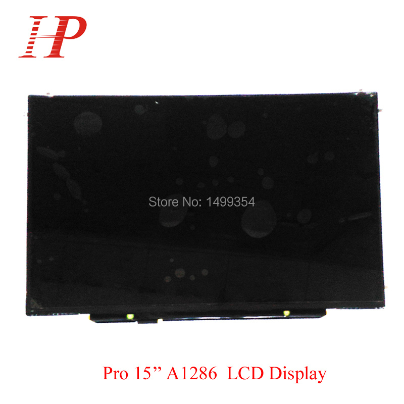 New glossy lp154wp4-tla1 ltn154bt08 a1286 schermo lcd a led display per apple macbook pro 15 ''a1286 lcd schermo led 2008-2012