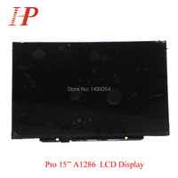 Nieuwe glossy lp154wp4-tla1 ltn154bt08 a1286 led lcd-scherm voor apple macbook pro 15 ''a1286 lcd led scherm 2008-2012
