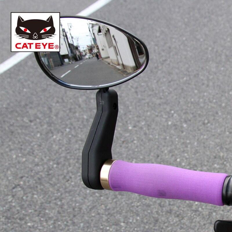 Gauche CatEye Mountain Vélo Miroir BM-500G-L