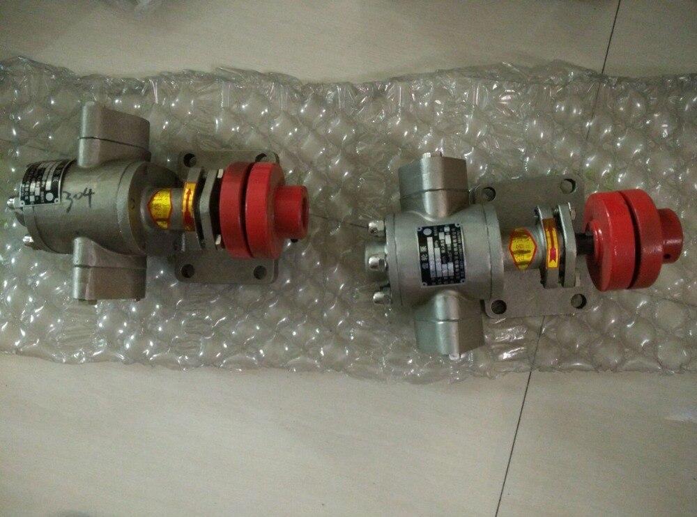 Hydraulic pump stainless steel gear pump KCB-18.3 low pressure oil pump high pressure gear oil pump cbt e306 hl constant flow hydraulic pump