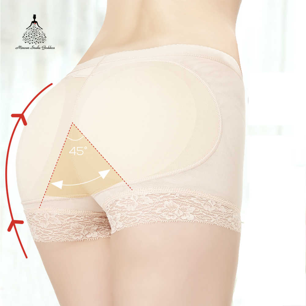 dc74189146 ... Butt Lifter fake buttock Slimming Panties Padded Hip Fake Butt Buttocks  Lift Women Shaping Panties Butt ...
