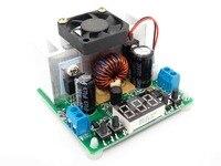 Sayısal kontrol DC-DC DC ayarlanabilir adım-aşağı modülü entegrasyon voltmetre 8 Aregulated güç kaynağı