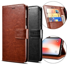 Cubot X19 Case Smart Flip Luxury Wallet PU Leather Back Cover Phone Case For Cubot X19 X 19 CubotX19 Case Protective Cover 5.93