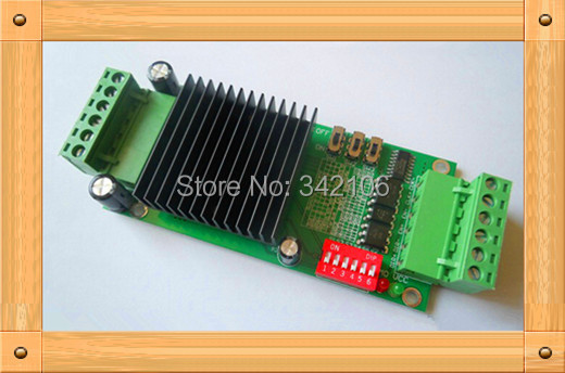Free Shipping!!!  TB6560 3A Stepper Motor Driver / Stepper Motor Driver Board / Single-axis Controller