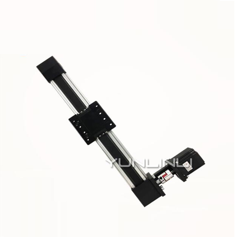 600MM Stroke High Speed Aluminum Profile Linear Electrical Sliding Table With Moving Slider FWTBD
