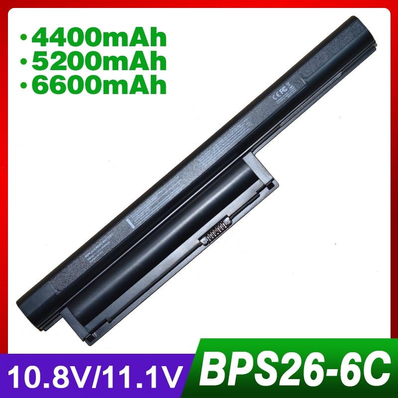 10.8v Laptop Battery For SONY BPS26 BPL26 VGP-BPL26 VGP-BPS26 VGP-BPS26A for VAIO SVE14115 SVE14116 SVE15111 SVE14111 SVE141100C10.8v Laptop Battery For SONY BPS26 BPL26 VGP-BPL26 VGP-BPS26 VGP-BPS26A for VAIO SVE14115 SVE14116 SVE15111 SVE14111 SVE141100C