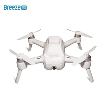 Yuneec Breeze Selfie Drone With Camera HD 4K Support APP Control RC Quadcopter VS DJI Mavic Pro Combo(China)