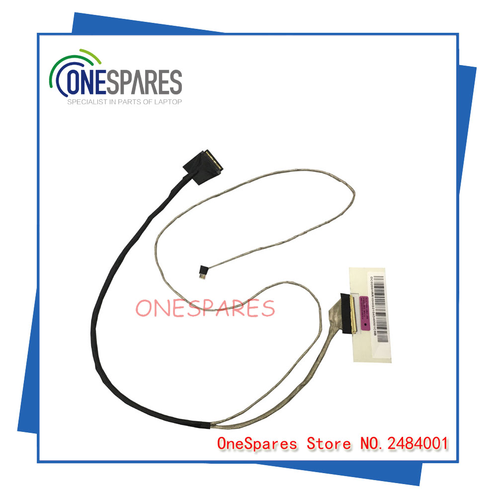 free shipping Brand Laptop New LCD Flex Video Cable for LENOVO G500S G505S cable DC02001RR10 free shipping brand laptop new lcd flex video cable for lenovo g500s g505s cable dc02001rr10