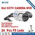 2016 SNO Outdoor/Indoor Metal Habitação IR USB Segurança CFTV Digital câmera USB para PC de Vigilância para Sua Casa ou Escritório Max 64GTF cartão