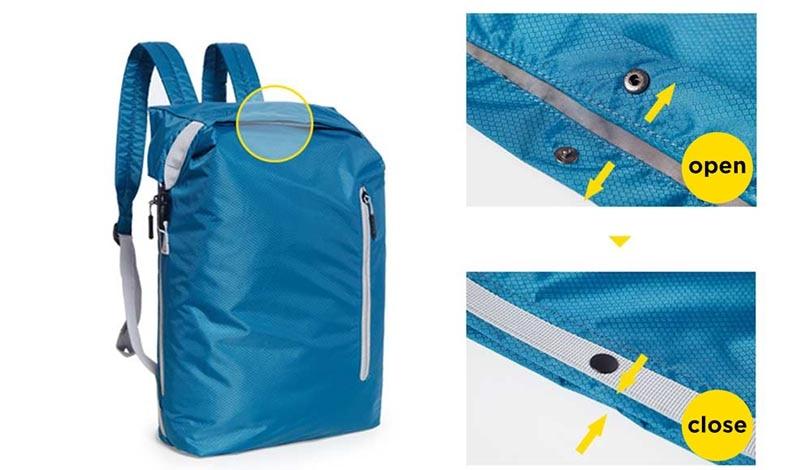 Xiaomi Ecosystem Lightweight Backpack (11)
