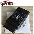 Черный ELM 327 V1.5 программного обеспечения V2.1 оборудование ELM327 WIFI USB OBD2 EOBD диагностического поддержка Android и Iphone / Ipad