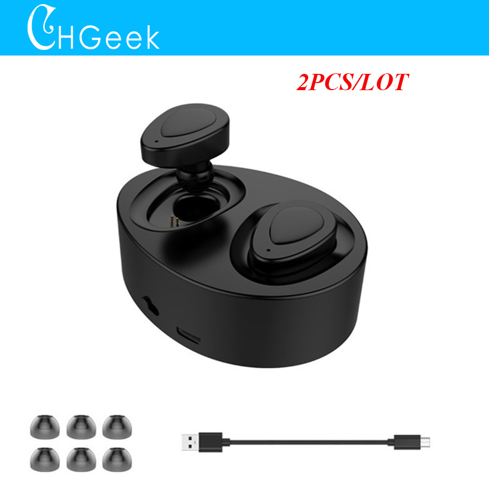 2PCS/LOT Fashion Mini Tws True Earpiece Sports Wireless Bluetooth Stereo In-Ear Earphones for Mobile Phone Bluetooth Earpiece in situ detection of dna damage methods and protocols