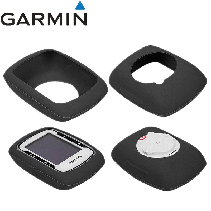 Black Bicycel stopwatch speed Protective cover for Garmin edge 200/ edge 500 GPS navigator silicone protective casing cover