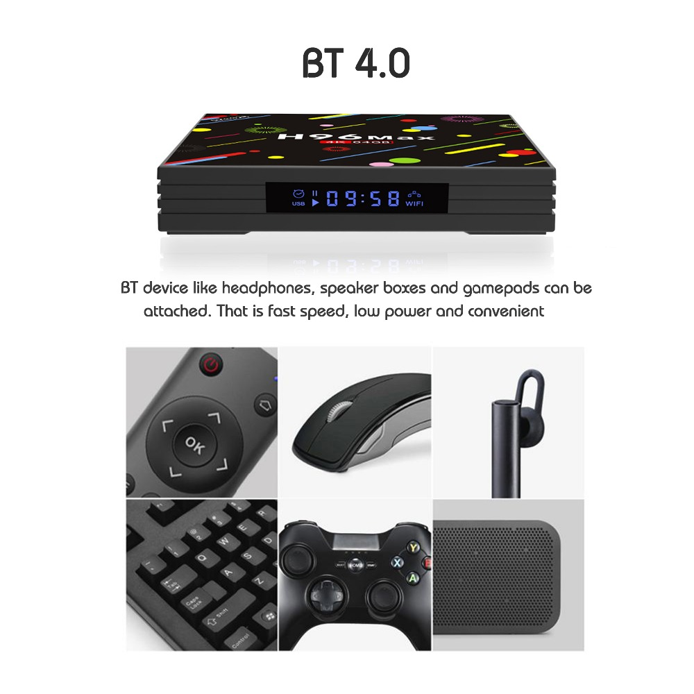 09 H96 MAX 4G 64G BT4.0