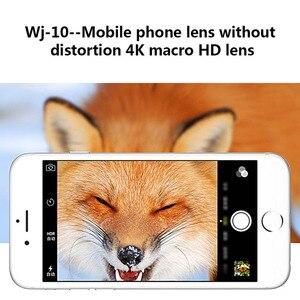 Image 2 - Mini 4K HD Super 20X mikrofon obiektyw szerokokątny do aparatu Smartphone 2019 nowość