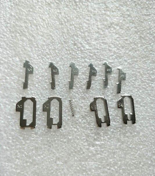 26PCS Plate For HONDA HON66 Reed Car Lock Repair Accessories Kits  (18pcs Half Plate 8PCS Full Plate)