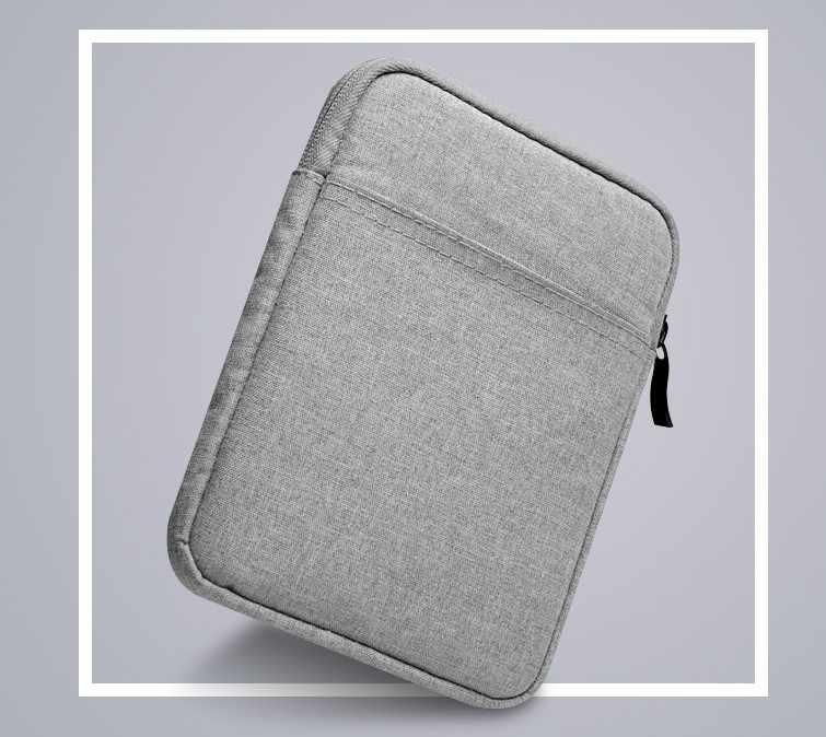 7.0 ''Manga Caso Bolsa Protetora para BQ-7081G Charme para DEXP Ursus 7MV2 3G para Irbis TZ761/TZ791 7.0 polegada Tablet Bolsa Sacos
