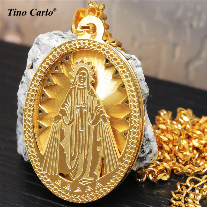Zodiac Signs Sign Scorpio Scorpion Military Dog Tag Chain: ⓪Christian Jewelry Golden ᗗ Our Our Lady Of Guadalupe