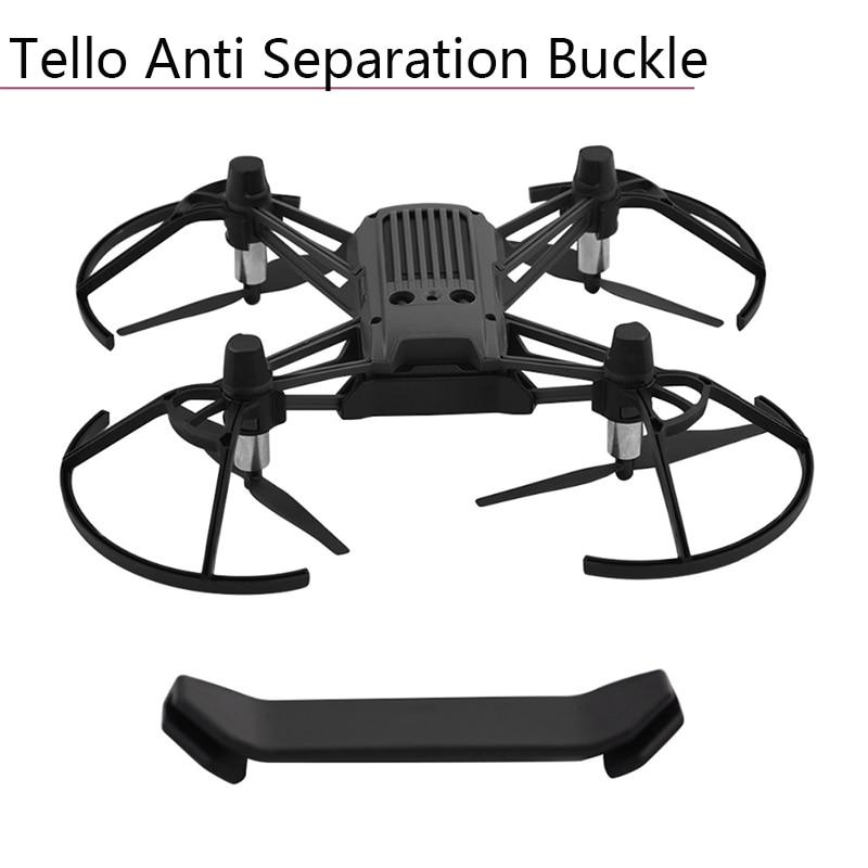 Drone Body Battery Buckle Fixed Holder Anti Separation Flight Protective Guard Locker For DJI Tello Drone Camera Accessories