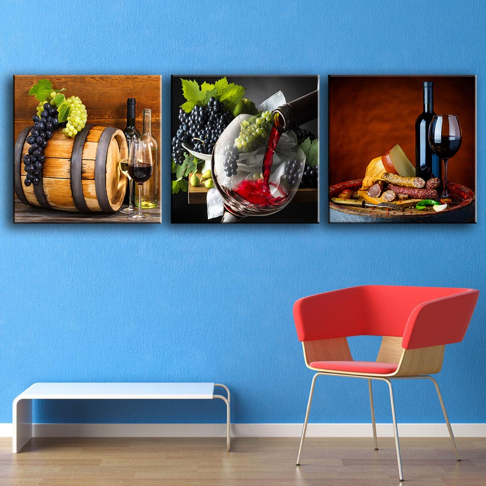 ... Dining Room Canvas Art