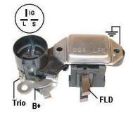 Regulador de Voltaje Del Alternador Para Isuzu Trooper león 1991 8-94167-410-0 A556536A